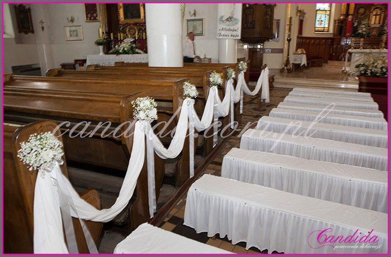 dekoracja komunijna kościoła 12